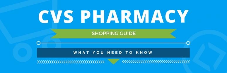 CVS Pharmacy Shopping Guide