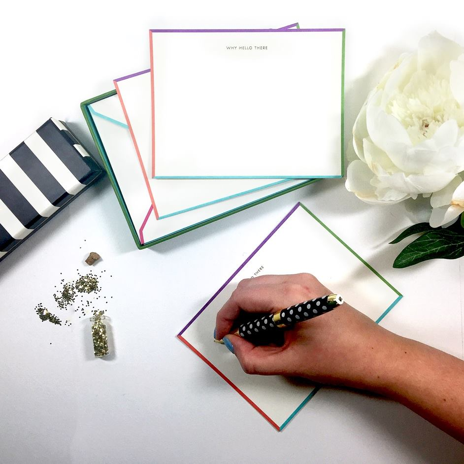 Fine Stationery Shopping Guide
