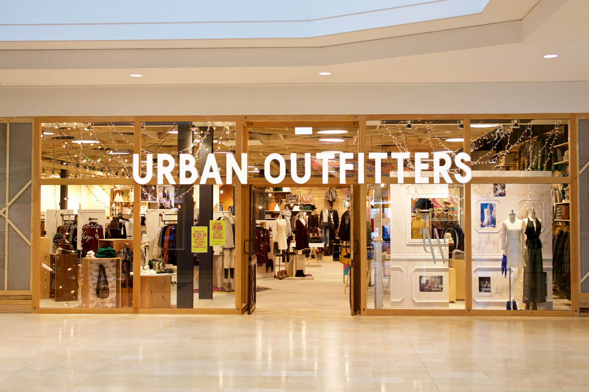 Urban Outfitters Shopping Guide