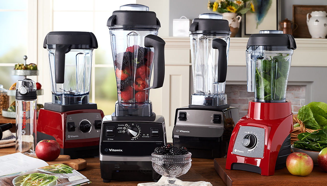 Vitamix Shopping Guide