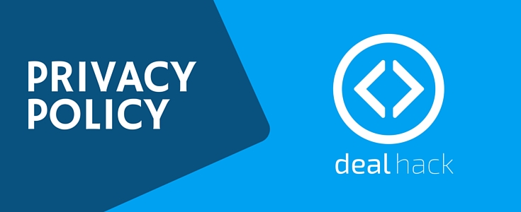 Dealhack Privacy Policy