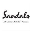 Sandals Resorts coupons